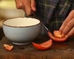Опушена салата с царевица 3