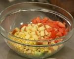 Опушена салата с царевица 5