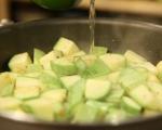 Студена супа от тиквички и леща 4