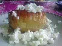 Картофи на гребен