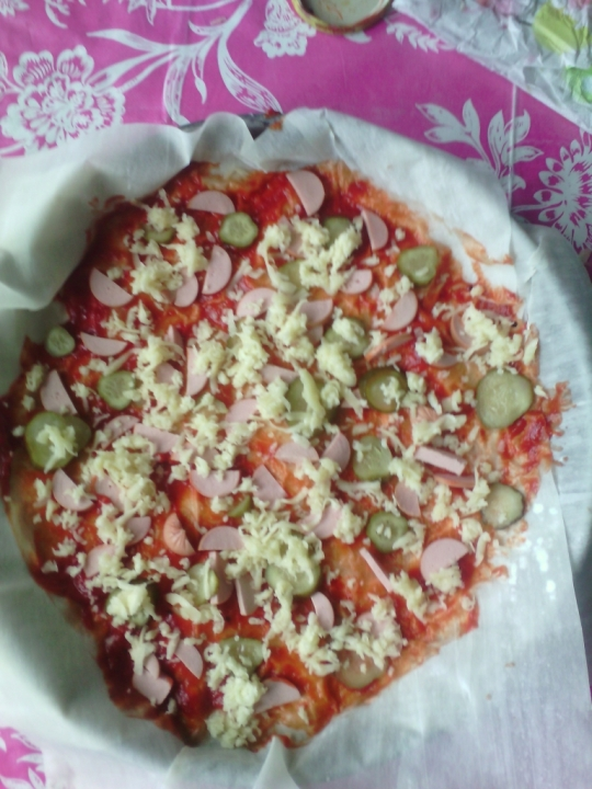 Баница пица