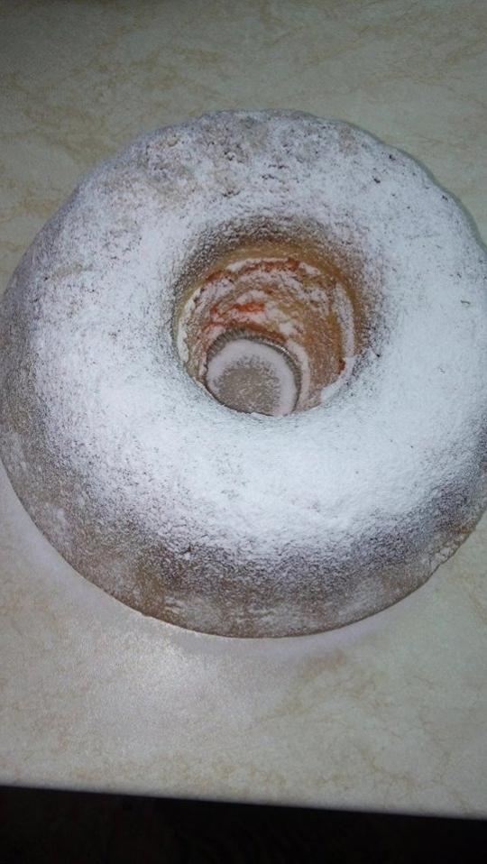 Лесен кекс