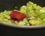 Супа от зелени чушки 3