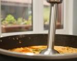 Супа от зелени чушки 4