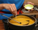 Супа от зелени чушки 5