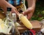 Печена царевица
