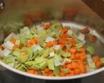 Супа от печен карфиол 2