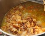 Супа от печен карфиол 4