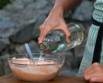 Лозови сарми с доматено-сметанов сос 7