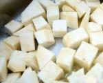 Супа от целина с черна леща 2