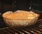 Обърнат кейк с круши и джинджифил 7