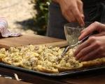 Картофени лодки с риба на фурна 4
