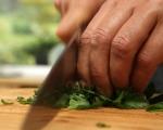 Карфиолена салата с таханов дресинг 2