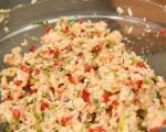 Оризови кюфтета с пилешко месо 5