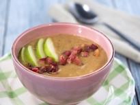 Супа от карфиол с бекон