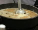Супа от карфиол с бекон 6