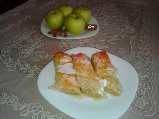 Ябълков щрудел