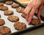 Лесни овесени сладки с шоколад 7