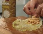 Задушено пиле със сарми от български ориз 3