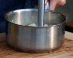 Терин от пилешко и кестени с пюре от круши  11