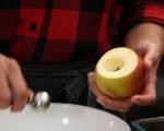 Чийзкейк ябълки