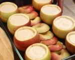 Чийзкейк ябълки 4