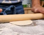 Хлебчета с кайма и зеле 4