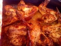 Пилешки крилца с марината