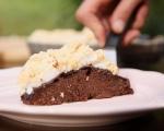 Шоколадов пудинг с белтъчна шапка 6