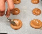 Сладки с течен шоколад 5