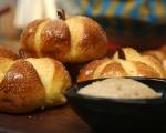 Тиквени хлебчета с медено масло 11