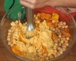 Хумус с тиква и розмарин 3