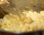 Супа с целина и дюли 4