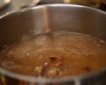 Супа от печен чесън 3