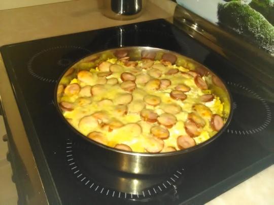Картофена запеканка