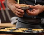Тарталети с яйчен крем 8