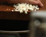 Крем супа от карфиол и нахут