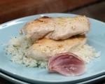 Ливанска пилешка шаварма 7