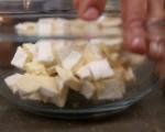 """Пълнени пилешки гърди със сирене """"Бри"""" 2"""