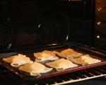 Тарт с крем сирене и дюли 6