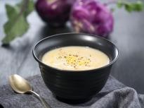 Супа от печен алабаш