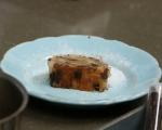 Руло от точени кори с круши и шоколад 7
