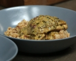 Пилешки бутчета с горчичен сос 8