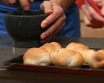 Хлебчета с печен чесън 7