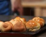 Хлебчета с печен чесън 8