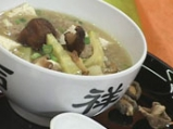 Кисело-сладка супа със свинско и тофу
