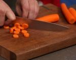 Дип от моркови и джинджифил