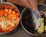 Дип от моркови и джинджифил 2