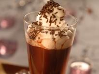Какао със сметана