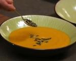 Супа от тиква и моркови 7